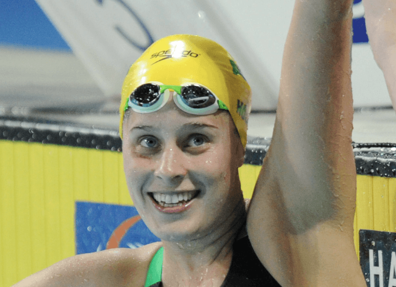 Hocking Qualifies for Her Third Olympic Team