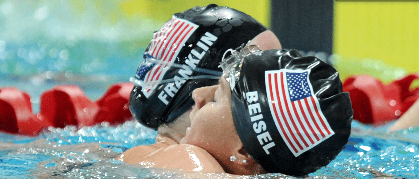 How to Swim Faster By Being a Rock Star Teammate