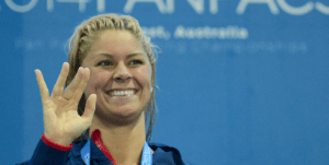 Ian Crocker and Elizabeth Beisel Host BREAKout! Swim Clinics Dec 28th