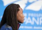 Simone Manuel, 2014 Pan Pacific Champinships (courtesy of Paul Younan)
