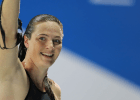 Cate Campbell, 2014 Pan Pacific Championships (courtesy of Scott Davis)