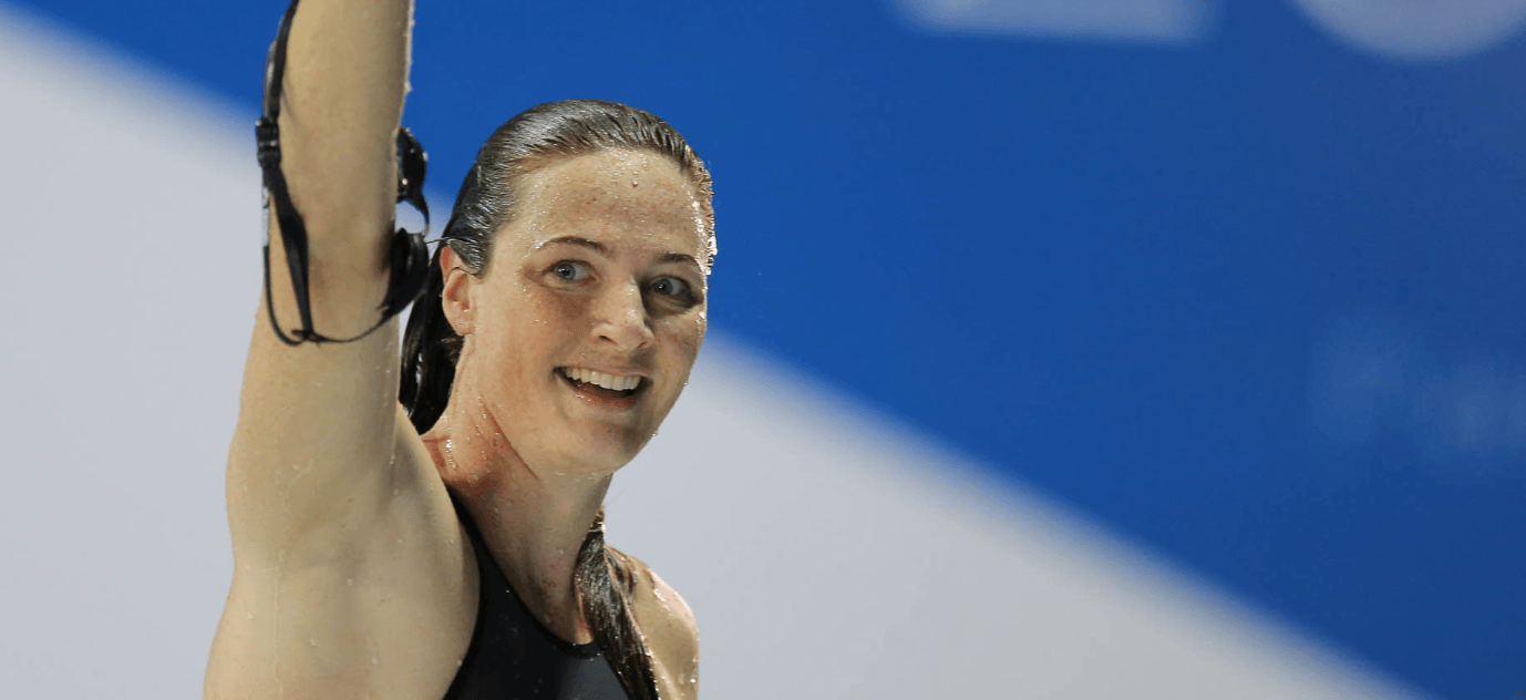 "Cate Campbell: ""I don't feel like I'm done with it yet"" (Video)"