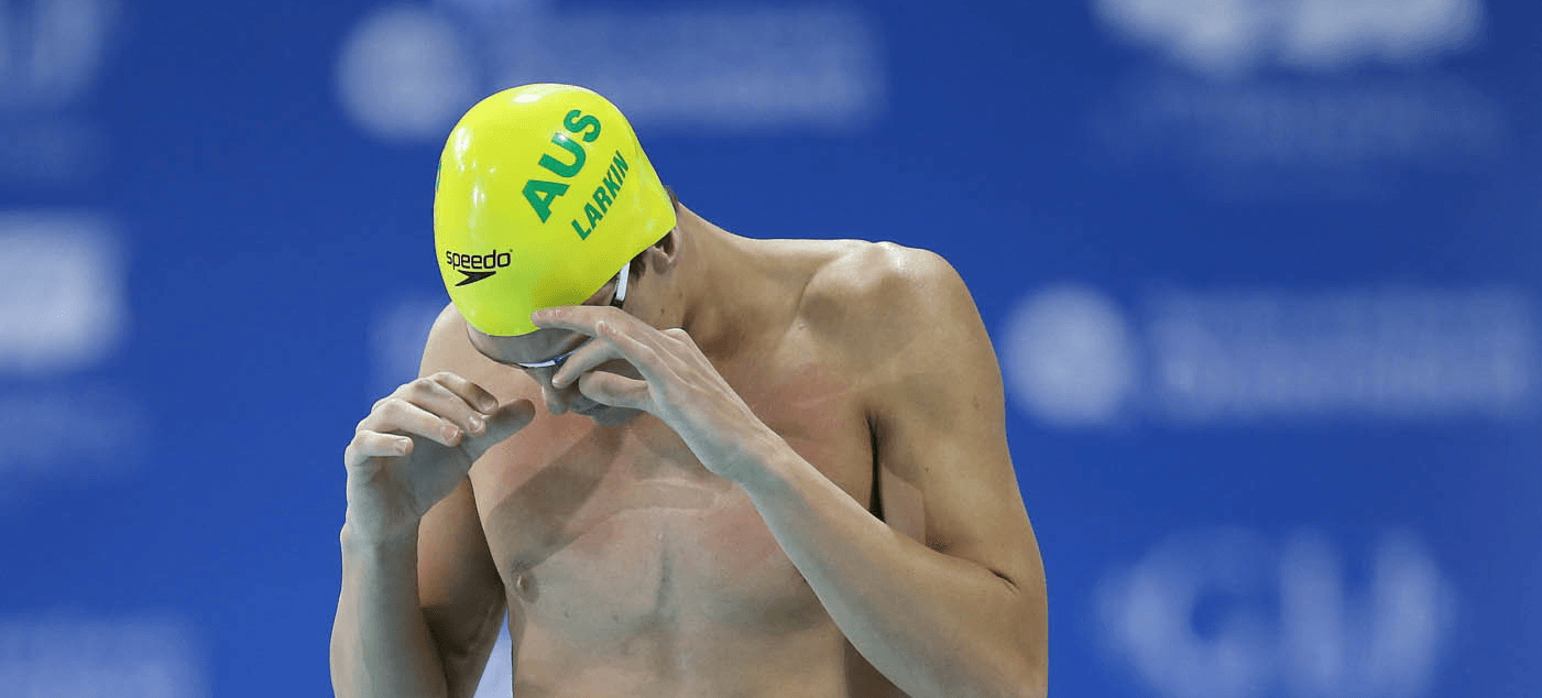 Mitch Larkin Breaks Another Australian Record in Semis of 100 Back at SC Nationals