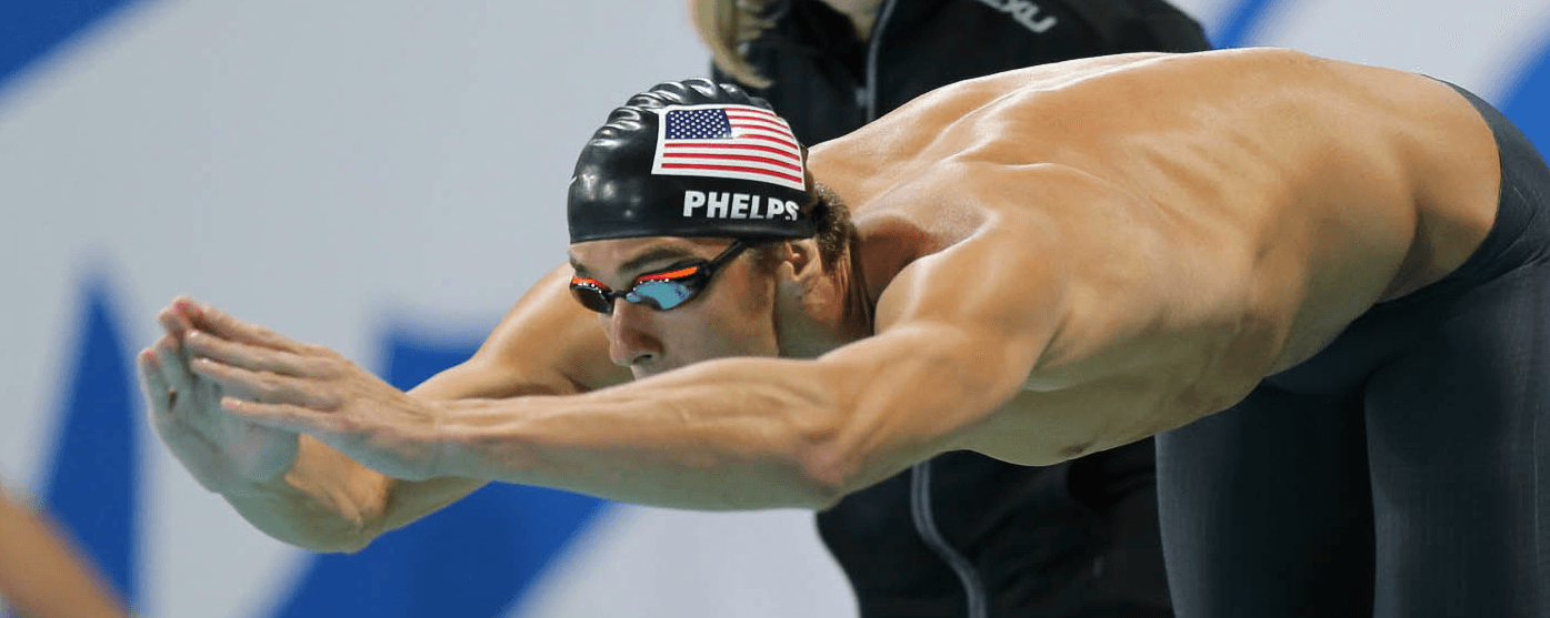 27 Michael Phelps Swimming Photos From Down Under