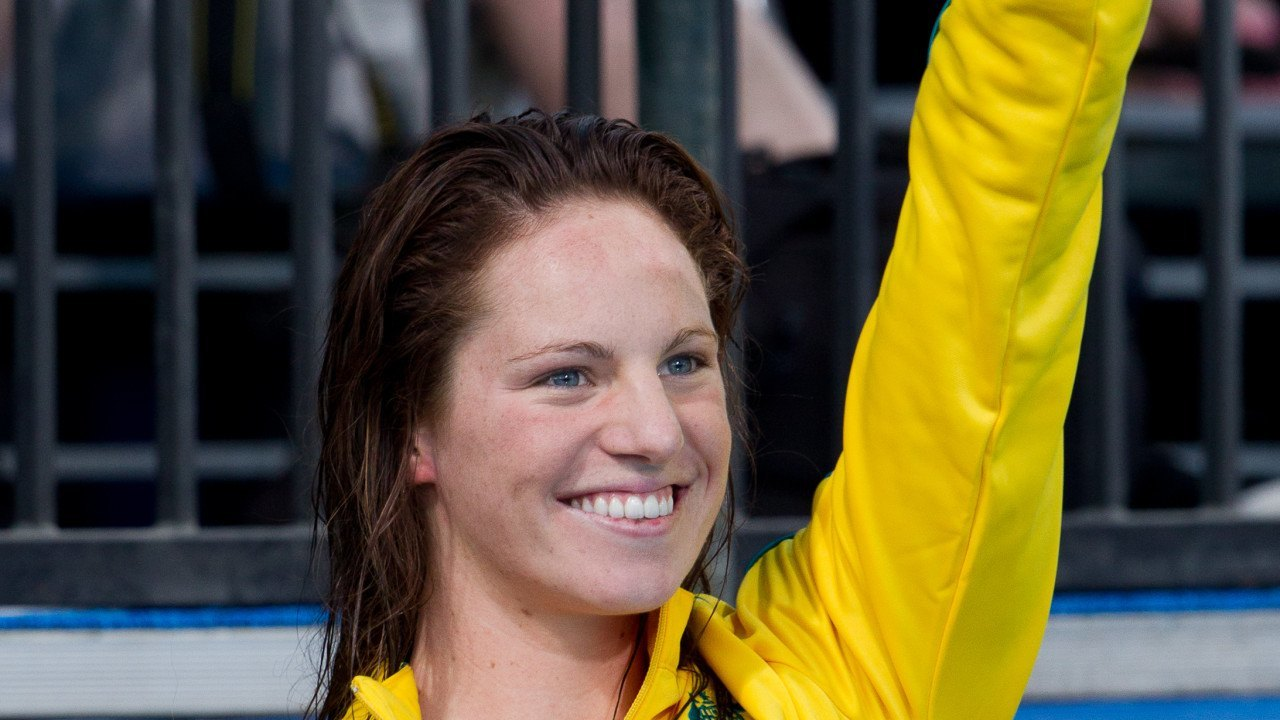 Emily Seebohm Breaks Australian All-Comers Record in 100 Back
