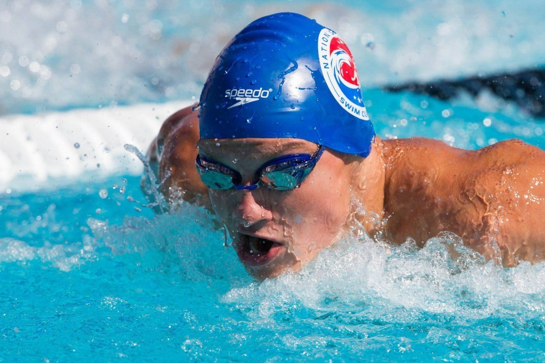 Race Video: Watch Andrew Seliskar Break the Junior World Record in 200 Butterfly – 1:55.92