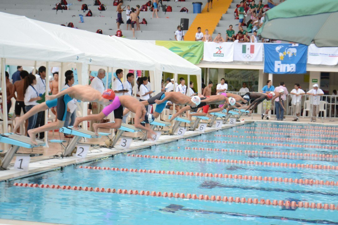 Liu, Hitchens win 5 as Cali, Texas, Mexico age groupers compete in North American Challenge Cup in Veracruz