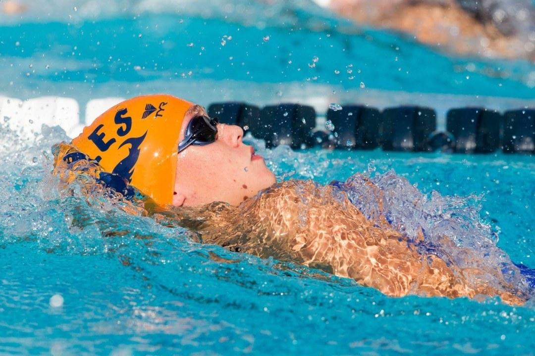 Auburn Women Pick Up Verbal From Bolles Backstroker Abi Wilder