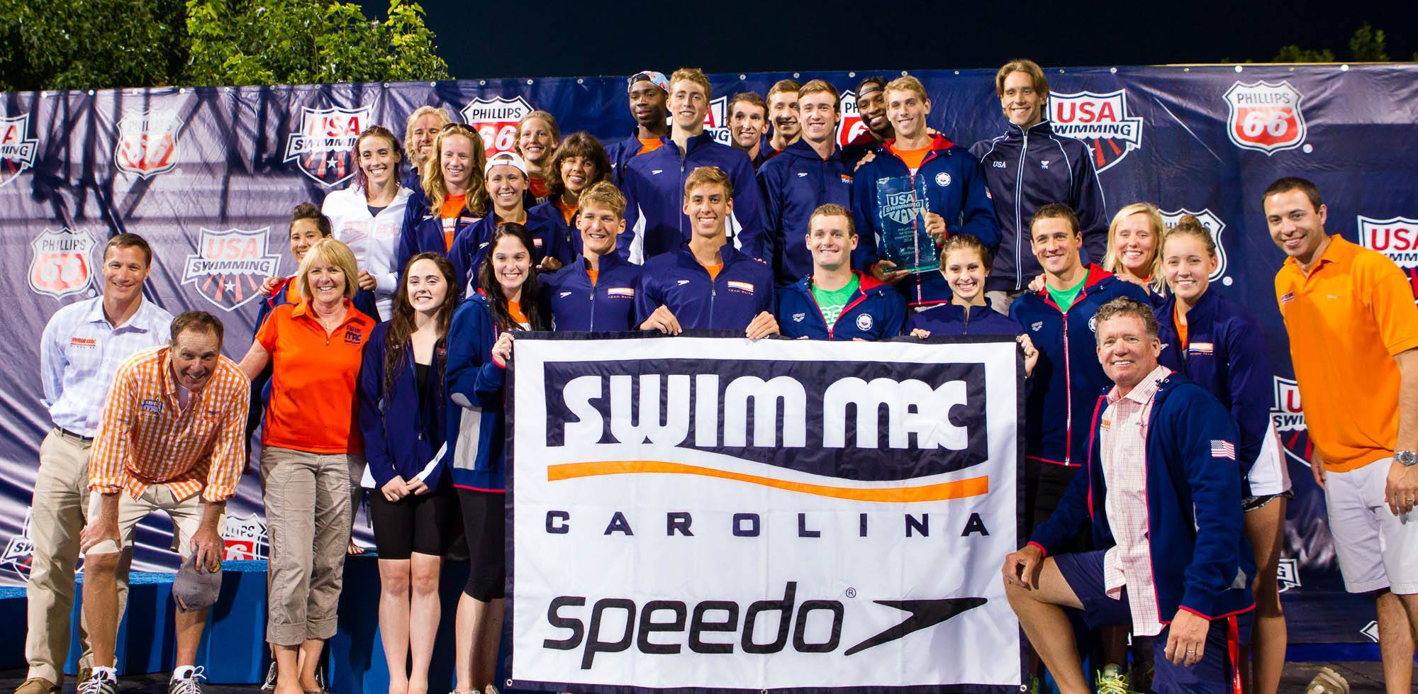 SwimMAC Sweeps Team Awards, Wins Combined Title by Almost