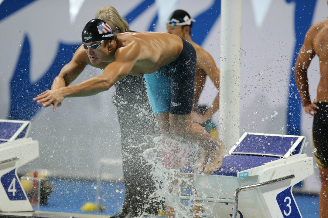 2015 World Championship Preview: Men's 4×100 Free Relay