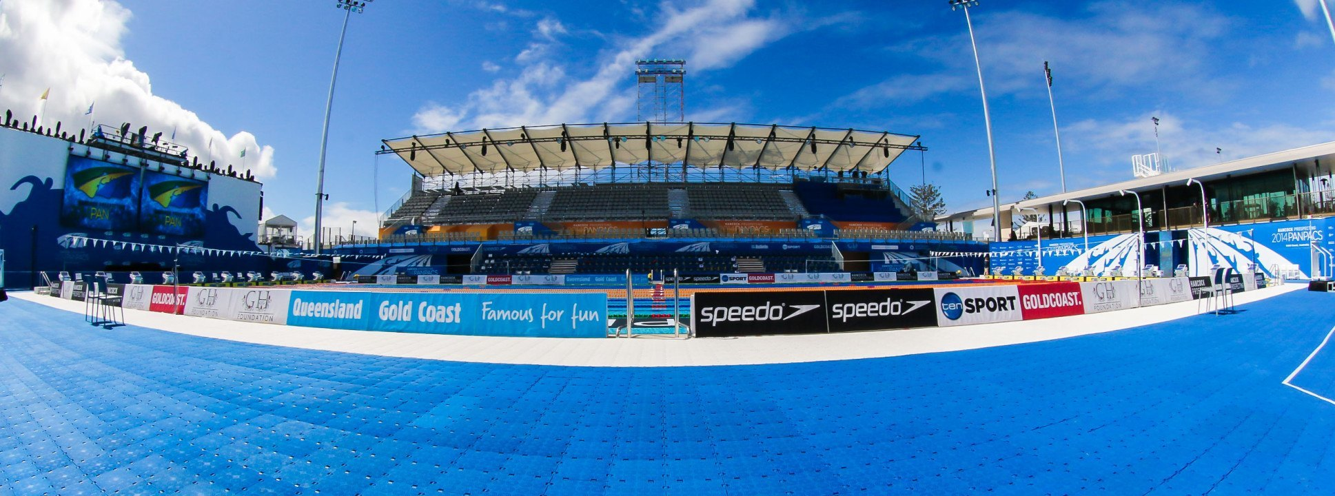 Swimming Australia Chooses Gold Coast Aquatic Centre for 2018 Trials