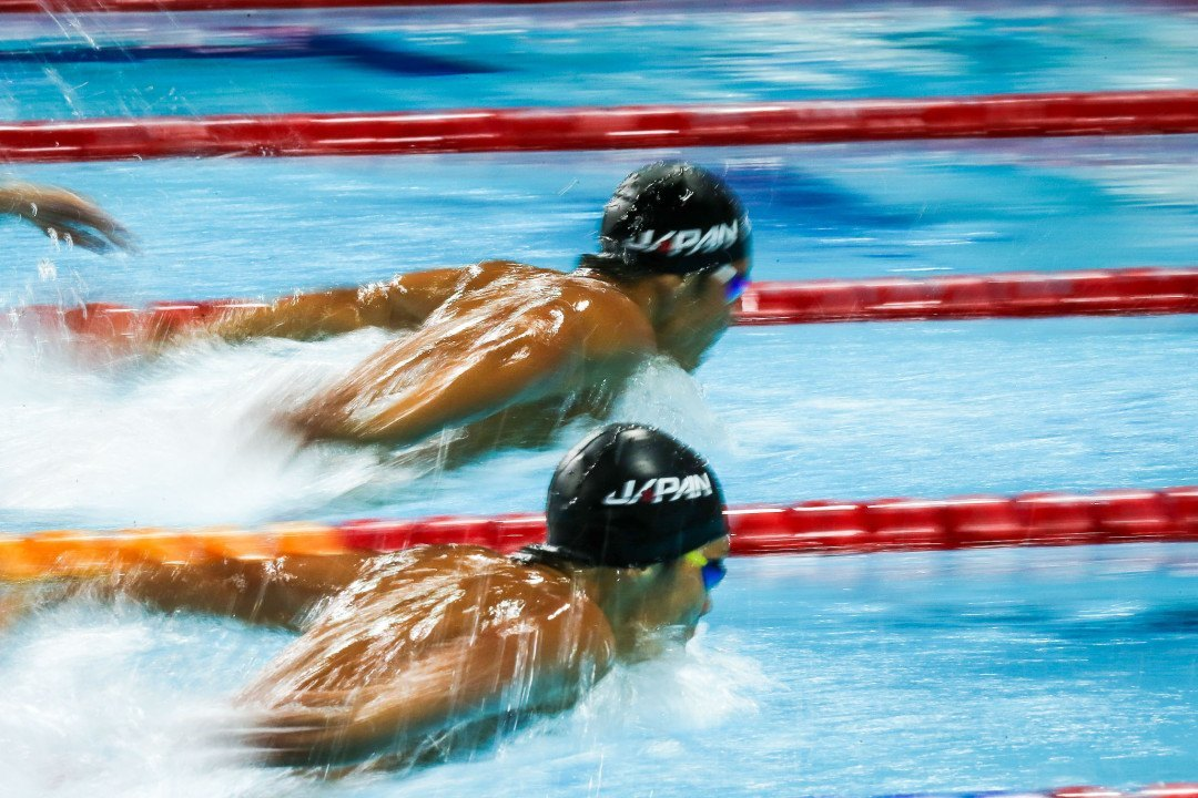2016 Swammy Awards: Male Breakout Swimmer of the Year