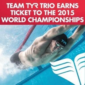 TYR, 2015 World Championships