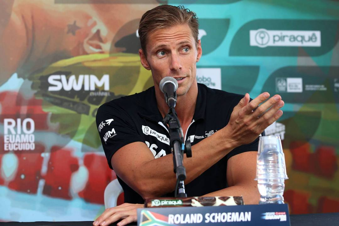 WADA Seeks Extension Of Current 1-Year Roland Schoeman Ban