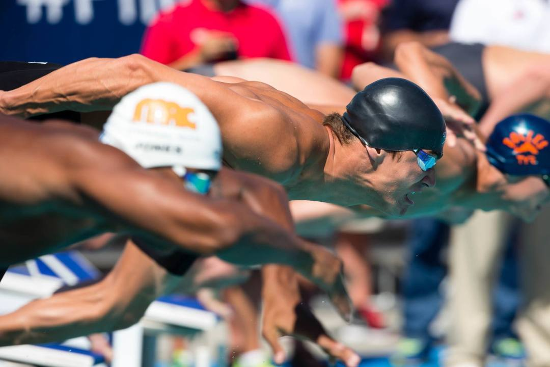 Wanna Swim Faster? Start By Unleashing Your Inner Grit
