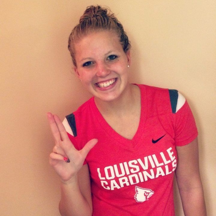 Fisher's (IN) Swimmer Emily Moser Verbally Commits to Louisville Cardinals