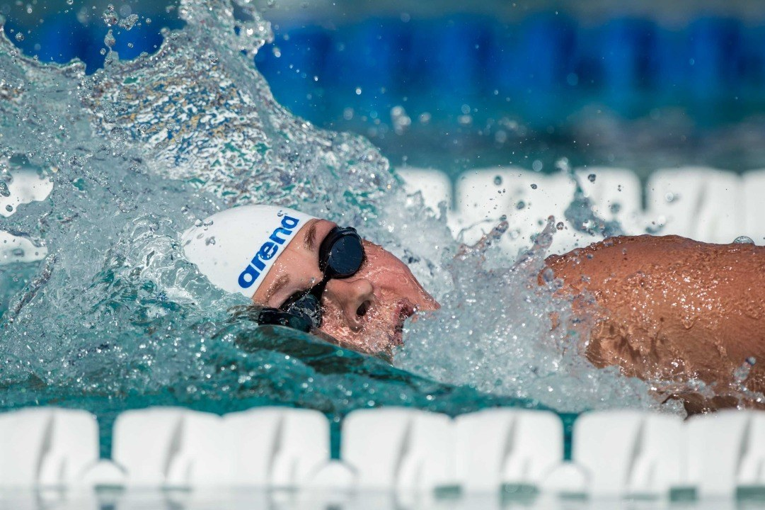 SSPC: Lotte Friis on Putting the Pieces Together After Being Broken by Swimming