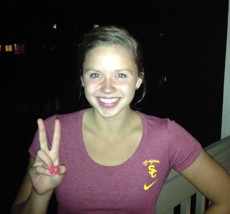 Sydney Lofquist Brings Possible NCAA Qualifying as a Freshman to USC