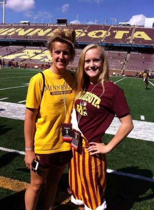 Minnesota Picks up 4th Women's Verbal Commit This Week – Erin Buck