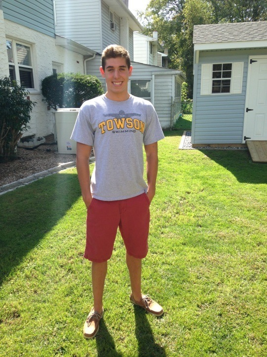 Jensen Morris of the Delaware Swim Team Verbally Commits to Towson Tigers