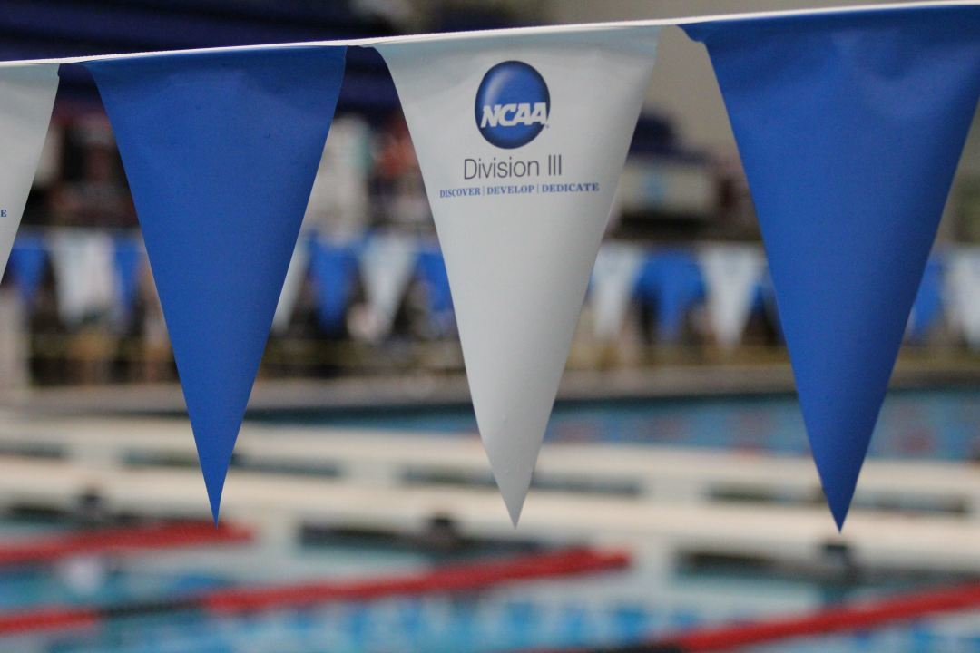Williams' Benjamin Lin Lowers Own NCAA D3 Record in 100 Back to 46.93