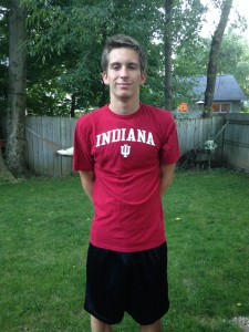 WATCH: Indiana Freshman Ian Finnerty Wins B1G 100 Breast Crown