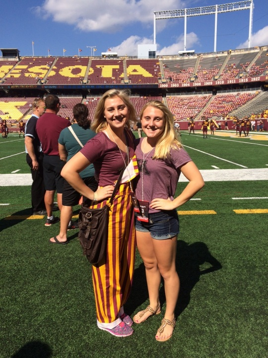 Sister Act 2: Minnesota Gophers get commitment from Kaia Grobe, second in-state sister in one night