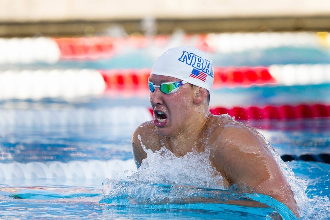 2015 M. NCAA Picks: Kalisz the 400 IM favorite, but he'll have company under 3:40