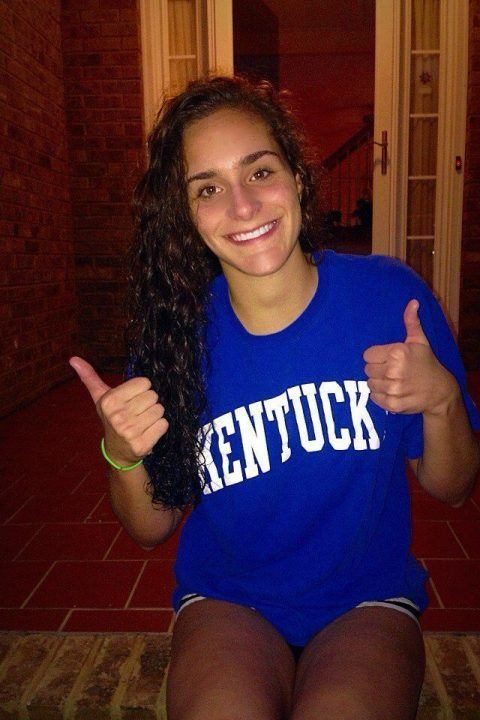 Kentucky is on a Tear: Picks Up Another Verbal from South Carolina's Meredith Whisenhunt
