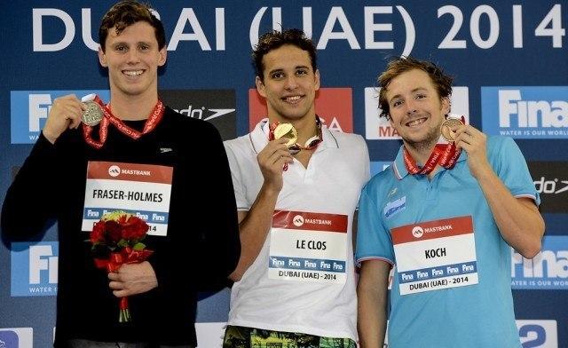 FINA Mastbank Swimming World Cup 2014 Dubai