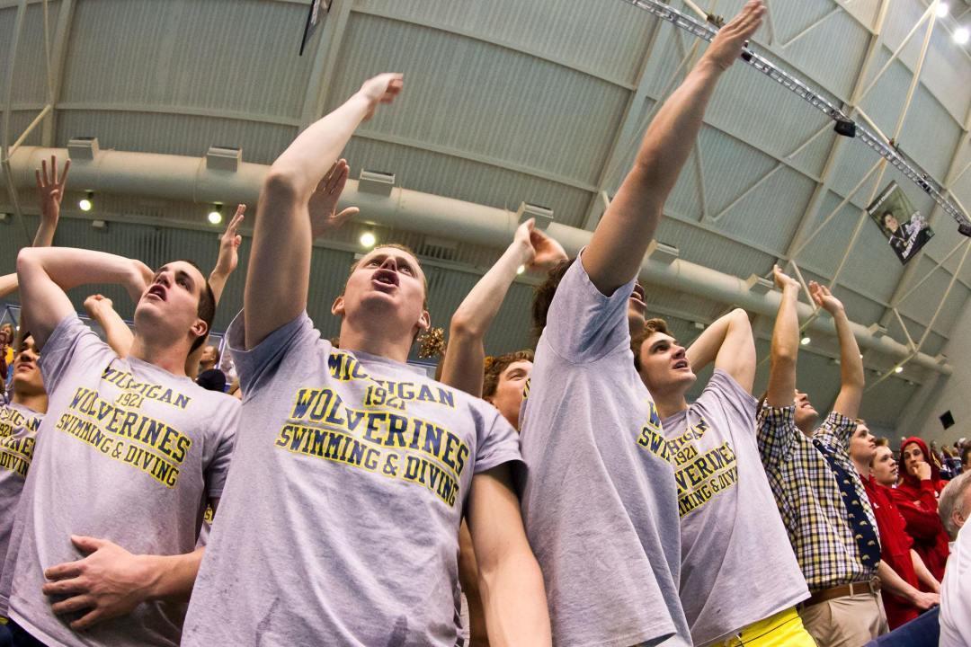 Michigan Men Announce Schedule; No Water Carnival, But Big Quad Highlights Home Schedule