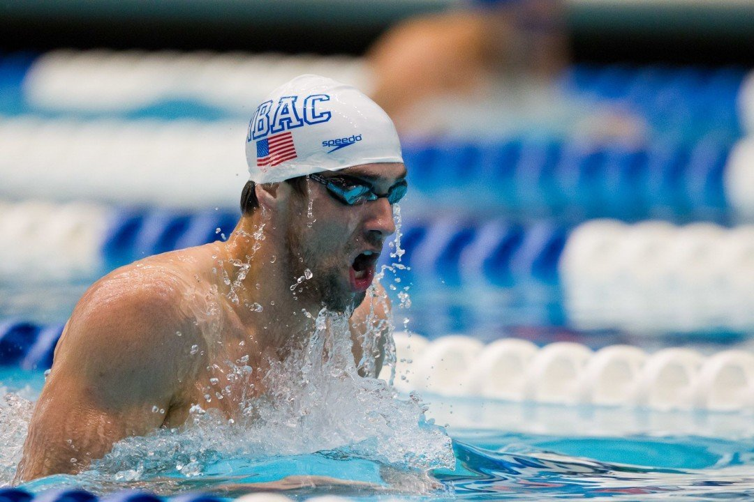 Phelps Tested 8 Times by USADA in Q2, 2014: As Many as Any Other American Athlete