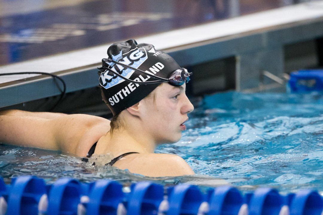 National Age Group Record Holder Ashley Sutherland Commits to Arizona