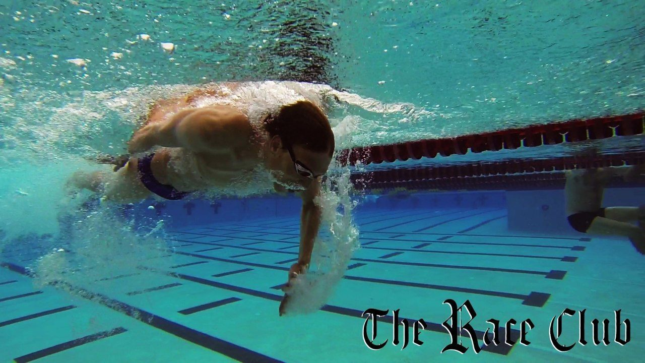 Freestyle Flip Turn: Mastering The Approach