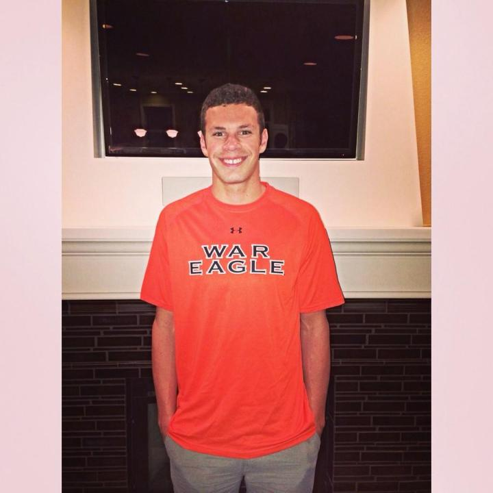 Breaststroker/Freestyler Hybrid Tommy Brewer Verbally Commits to Auburn