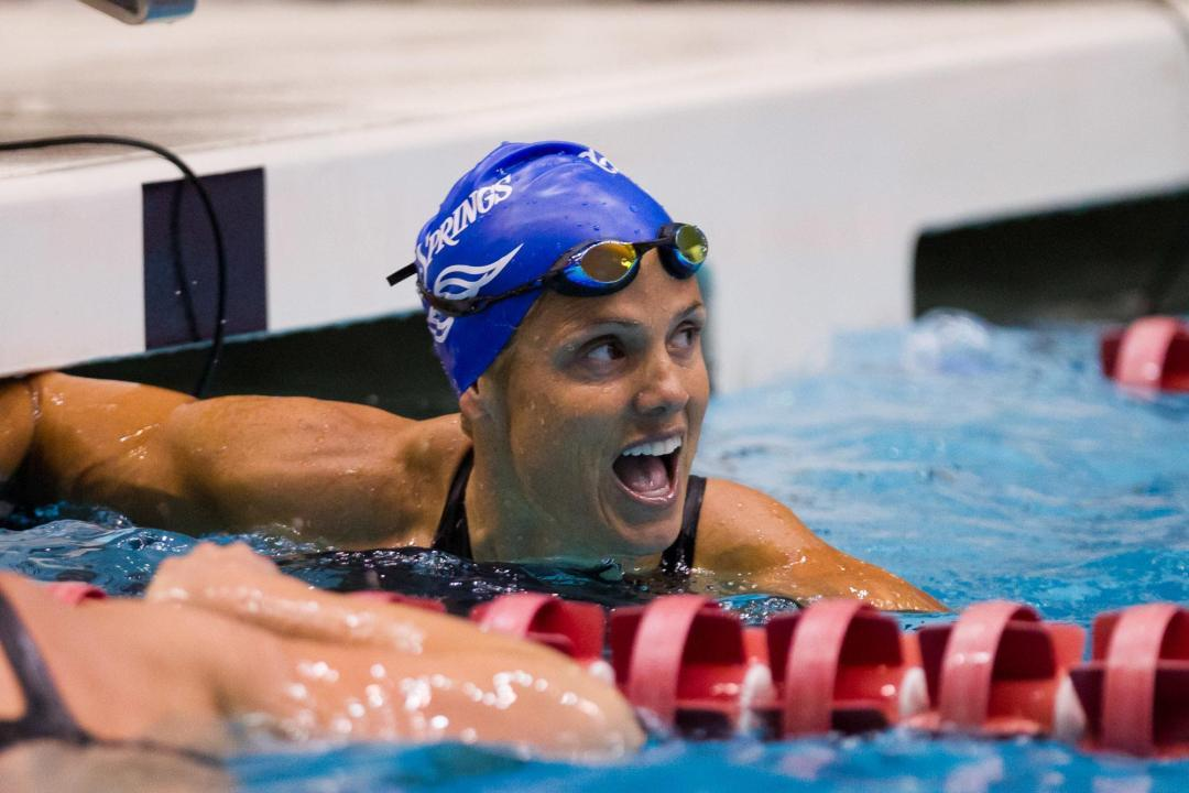 "Dara Torres Profiled in Best-Seller ""Tribe of Mentors"" by Tim Ferriss"