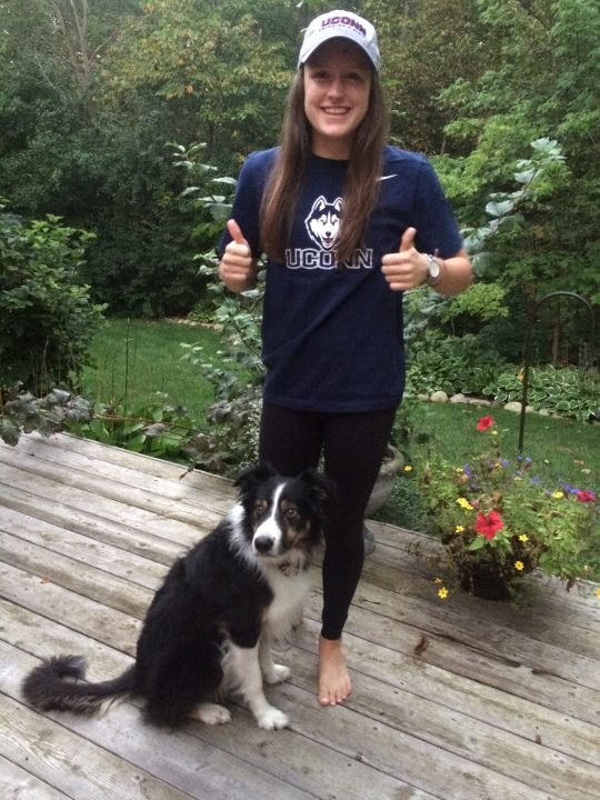 UCONN Women Kick Off Recruiting Season with a Verbal Commitment from Club Wolverine's Alex McPherson