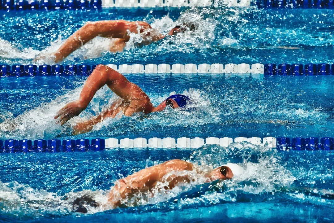 Wanna Swim Faster This Year? Get More Sleepy Time.