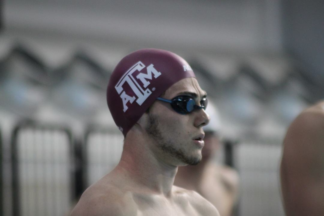 Texas A&M Swim and Dive to dual Florida Atlantic University and Indian River State College