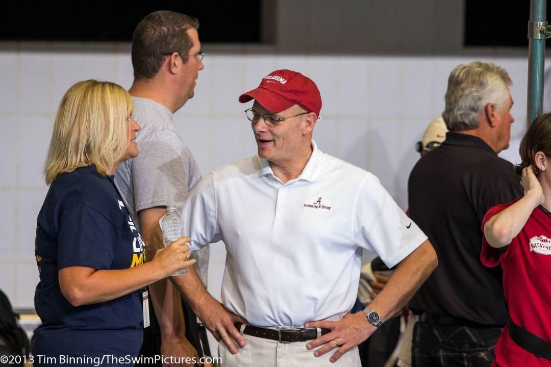 MEET NOTES: Alabama to Host Auburn, LSU in SEC Tri-Meet on Saturday