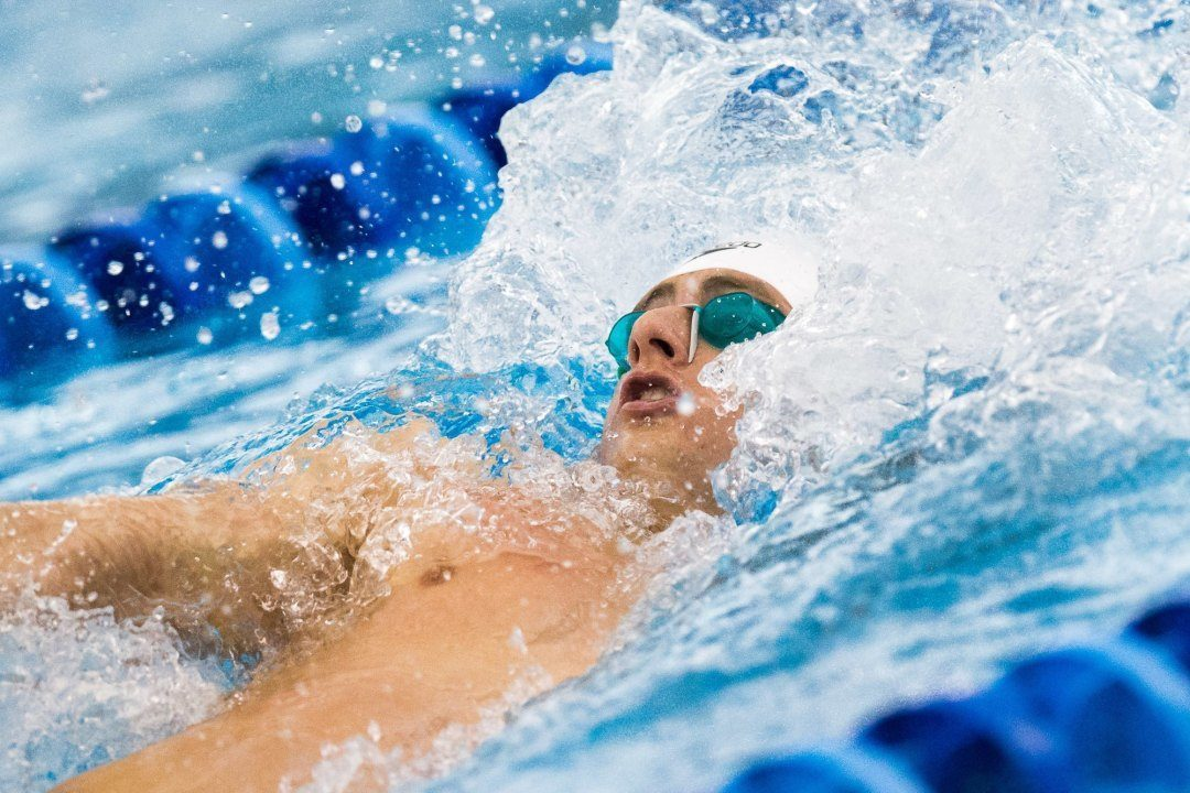 Brock Bonetti Implements 'Dressel Strategy' in 100 Fly (Video)