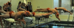 BlueSeventy Swim of the Week: Five (5!) school records for Carson-Newman at intrasquad meet