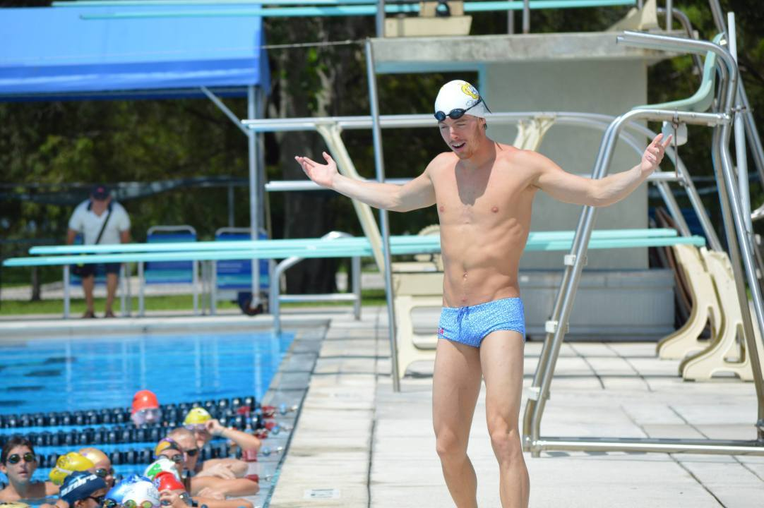 Beyond The Lane Lines: Catch Up On Stories Outside The Pool
