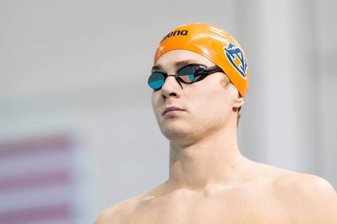 Men's Meet Comes Down To Final Relay As Auburn Sweeps LSU
