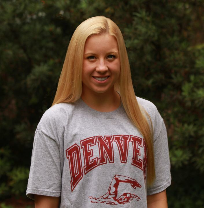 Texas High School State Champ Annelyse Tullier Commits to University of Denver
