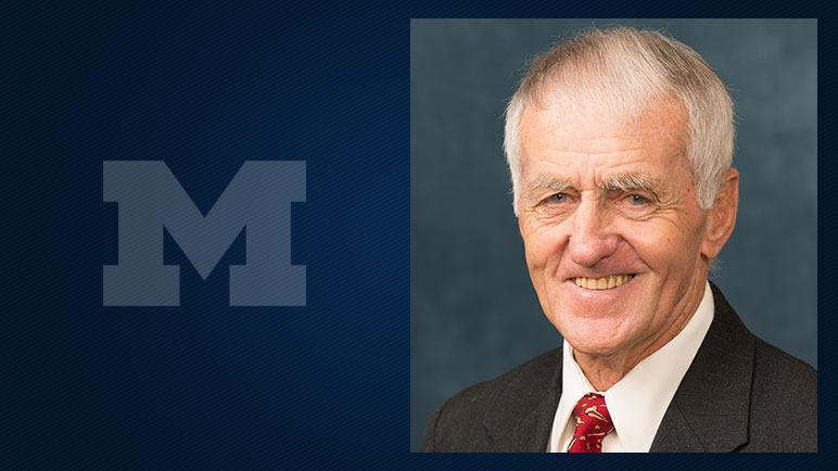 Dick Kimball Returning to Michigan Staff as Volunteer; Brings 50 Years of Experience