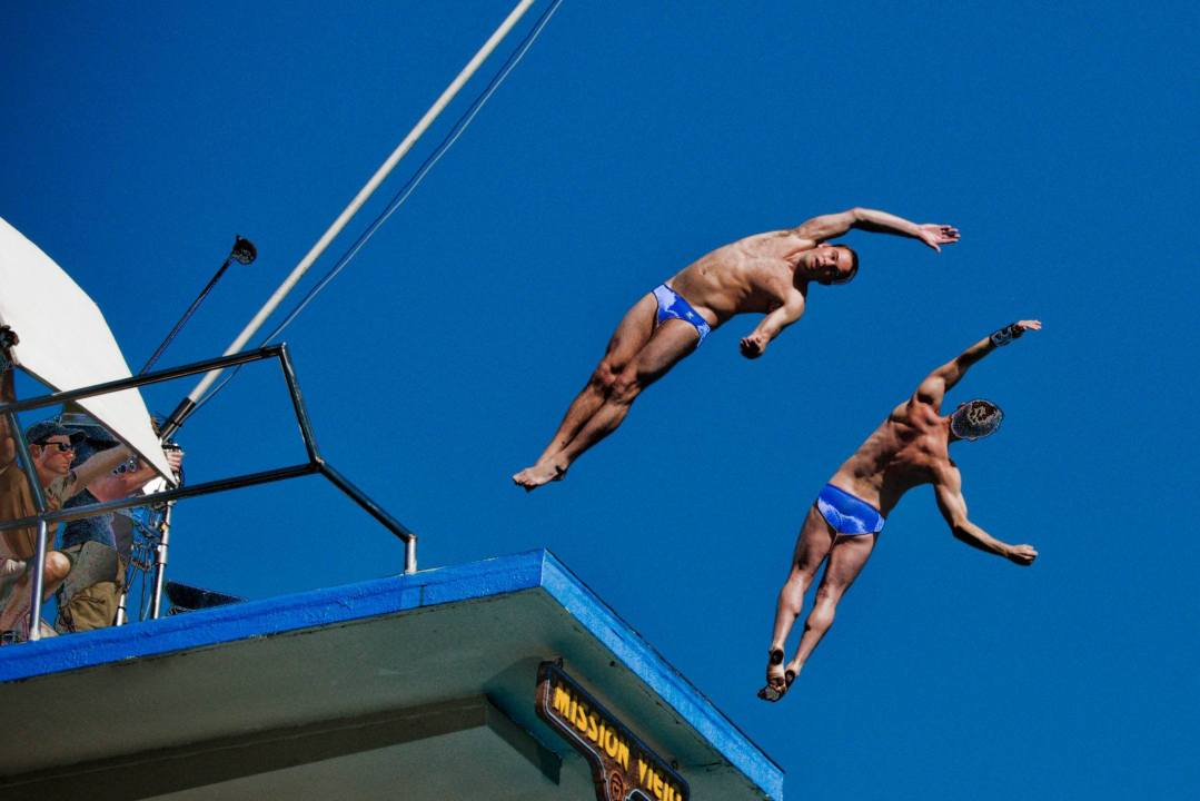Olympic Medalists Spearhead Diving World Championships