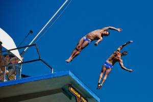 Germany & France Add Olympic Quota Dive Spots In Final Qualifying Event