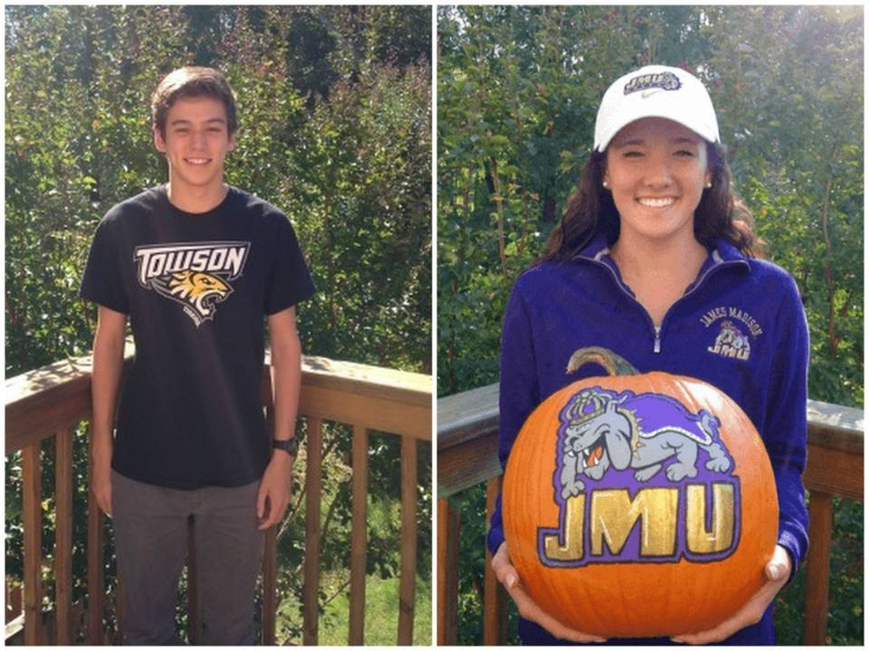 CAA Rivals Towson and James Madison Each Get a Dougherty Verbal