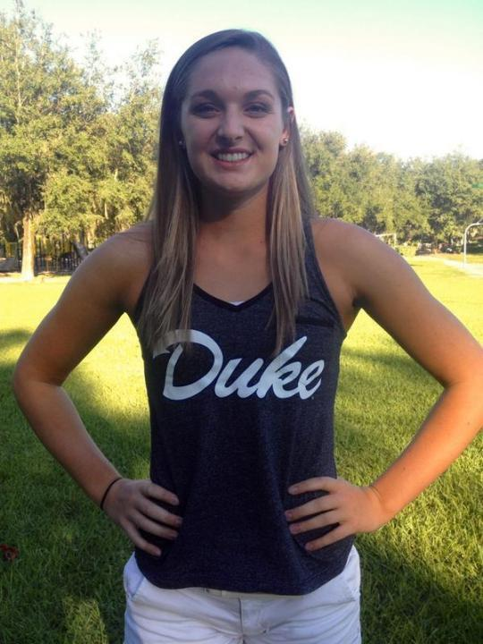 Olympic Trials Qualifier Maddie Hess of Florida Verbally Commits to Duke